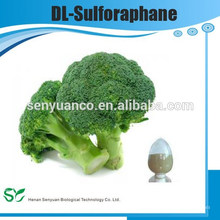 Natural Broccoli extract 1-99% DL-Sulforaphane