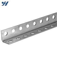 Galvanisé en forme de V de type égal en acier inoxydable en acier inoxydable à angle oblique