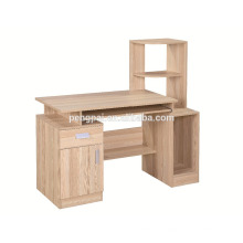 Home kid children student laptop desk with shelf