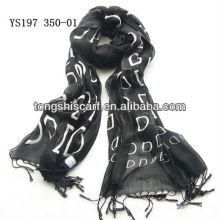 Latest viscose scarf