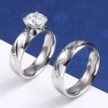 Murah 2 Piece Engagement And Set Wedding Ring
