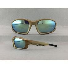 Le cadre circulaire, mignon, confortable, à la mode, enfants, belle, lunettes de soleil (PK14071)