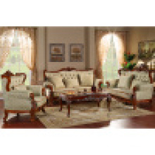 Home Sofa with Side Table and Coffee Table (YF299)