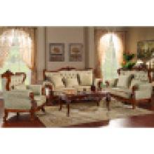 Домашний диван с тумбочкой и журнальный столик (YF299)