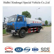 12cbm Dongfeng Euro 4 Straßen Wartung Beregnung Wasser Tankwagen