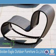 विशेष डिजाइन दिल आकार विकर फर्नीचर