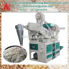 Molino de arroz 1000kg / hour molino de arroz ctnm15 máquina de arroz