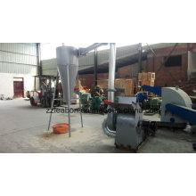 Schweres hölzernes Sägemehl, das Maschinen-Hammer-Mühlmaschinerie herstellt