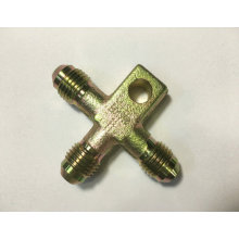 Forged Brass Flare Cross Fitting