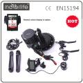 MOTORLIFE SUPPLY 48V 1000W bafang bbs03 kit, bafang 1000 watt mid drive