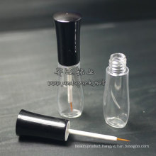 Oval Plastic Eyeliner Bottle/Eyeliner Container