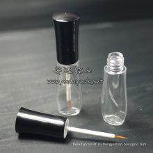 Овальный пластиковые подводка для глаз бутылки/подводка для глаз контейнер