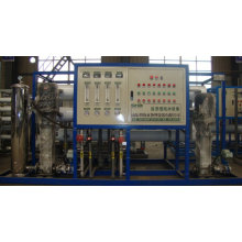 Hot! ! ! 5tph Two Stage Reverse Osmosis Water Treatment Plant, with Activated Carbon and Quartz Sand Filter for Mineral Water