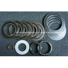 Metal Gaskets, Spiral Wound Gaskets, Ring Joint Gaskets, Graphite Gaskets (SUNWELL SEALS)