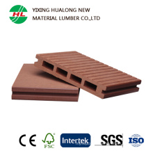 Hollow WPC Outdoor Flooring with High Quality (HLM22)