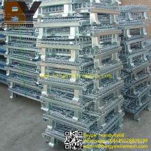 Storage Basket Wire Mesh Cage