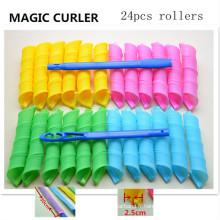 30cm Magic Leverag Curlers 24PCS / Packed (HEAD-37)