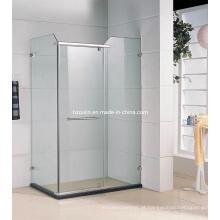 Cabine aprovada do quarto de chuveiro do CE sem bandeja (SE-205)