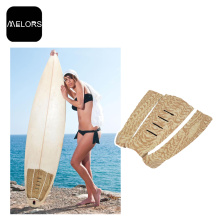 Melors EVA Foam Stomp Traction Pad für Surfbrett