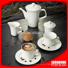 Eurohome Hersteller neue Produkt antike Keramik Teekannen und Teetasse