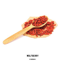 Inner Mongolia high quality cetifitied organic dried goji berry
