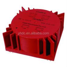 50VA double input/output toroidal encapsulated transformer