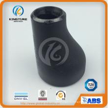 CS-Ecc. Редуктор углерода стальные трубы фитинги для ASME B16.9 (KT0087)