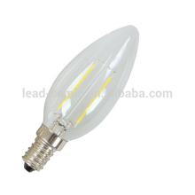 3w chamejar chama E14 led bulbo de filamento