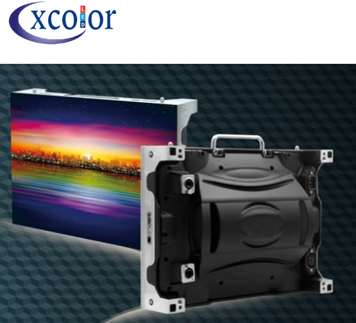 HD-Videowand SMD-Display P2.5-LED-Panel