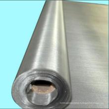 Malla de alambre tejida de acero inoxidable para la filtración
