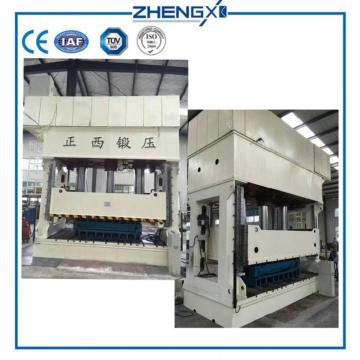 Hydraulic Press Machine For Car Parts Decoration 1600T