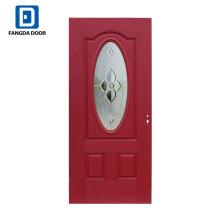 Фанда последний дизайн окрашенные двери снаружи двери для дома