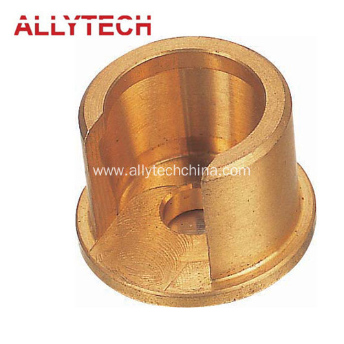 Soild Brass CNC Turning and Milling Components