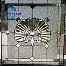 El mejor precio de vidrios de colores aislados para puertas al por mayor