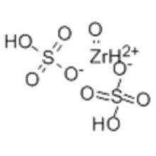 Zirconium oxide sulfate CAS 62010-10-0