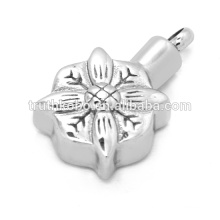 fish bone engraved ashes urns stainless steel pendant jewelry making new look stone pendant