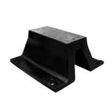 ISO certified marine rubber fender arch type fender for port