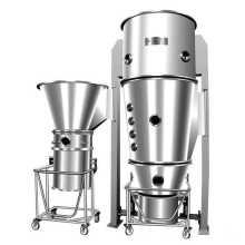 Máquina de secado de coater Granulador de lecho Fluid-Flp con GMP