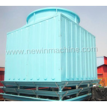 Sistema de torre de enfriamiento con ahorro de energía