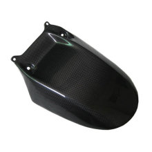 carbon fiber motorcycle parts Rear Hugger