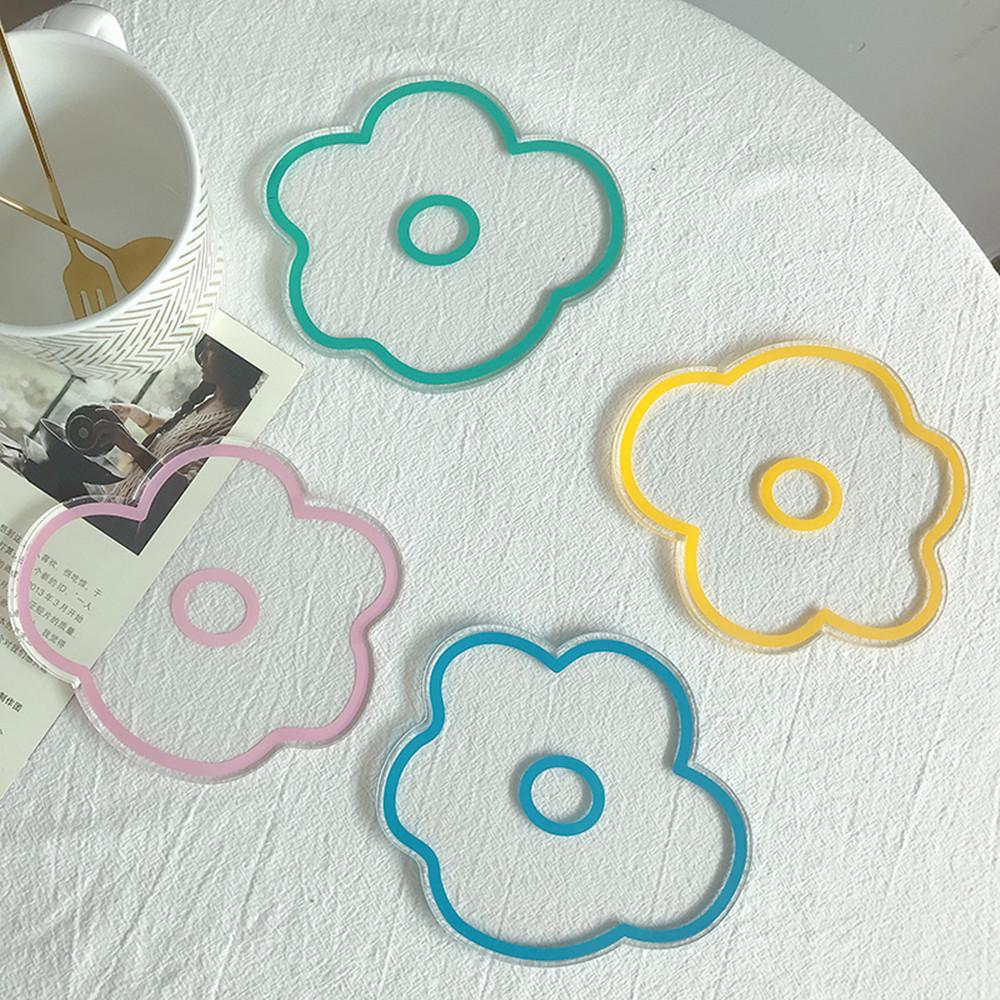 Acrylic Decorative Coasters