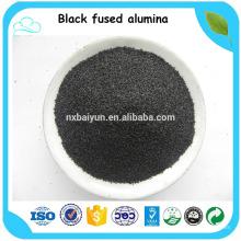 Черный сплавленный глинозем /Корунд камень для взрывать песка сделано в Китае