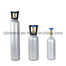Aluminum Alloy Gas Cylinders for Beverage Uses