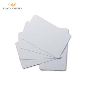PVC Bahan 85.5 * 54mm 13.56mhz Rfid Blocking Card