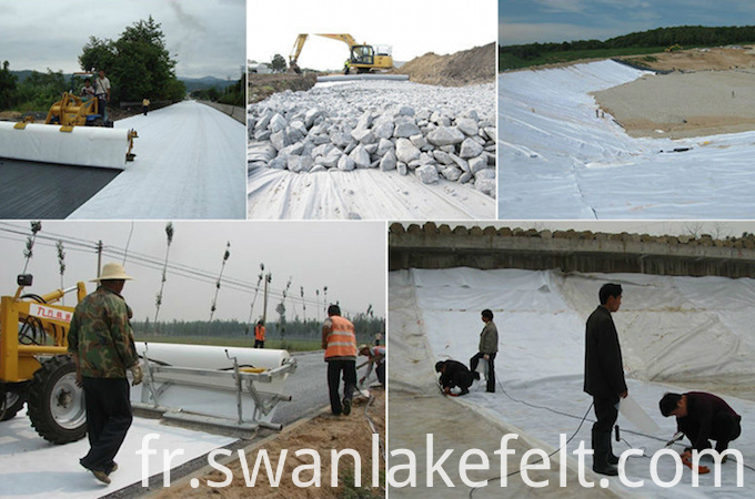 Geotextile Application 02