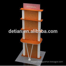 2014 new product with high quality aluminium supermarket exhibition stand
