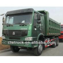 HOWO 6x4 TipperTruck, camión volquete 371hp