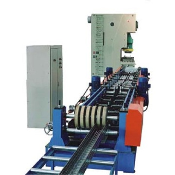Rostfri Stål Rack Roll Forming Machine