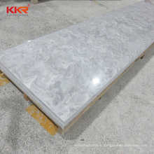 artificial stone solid surface panel translucent onyx resin stone acrylic sheets for roof
