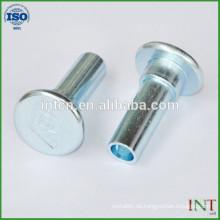 hochwertige Hardware Holow Aluminium Nieten